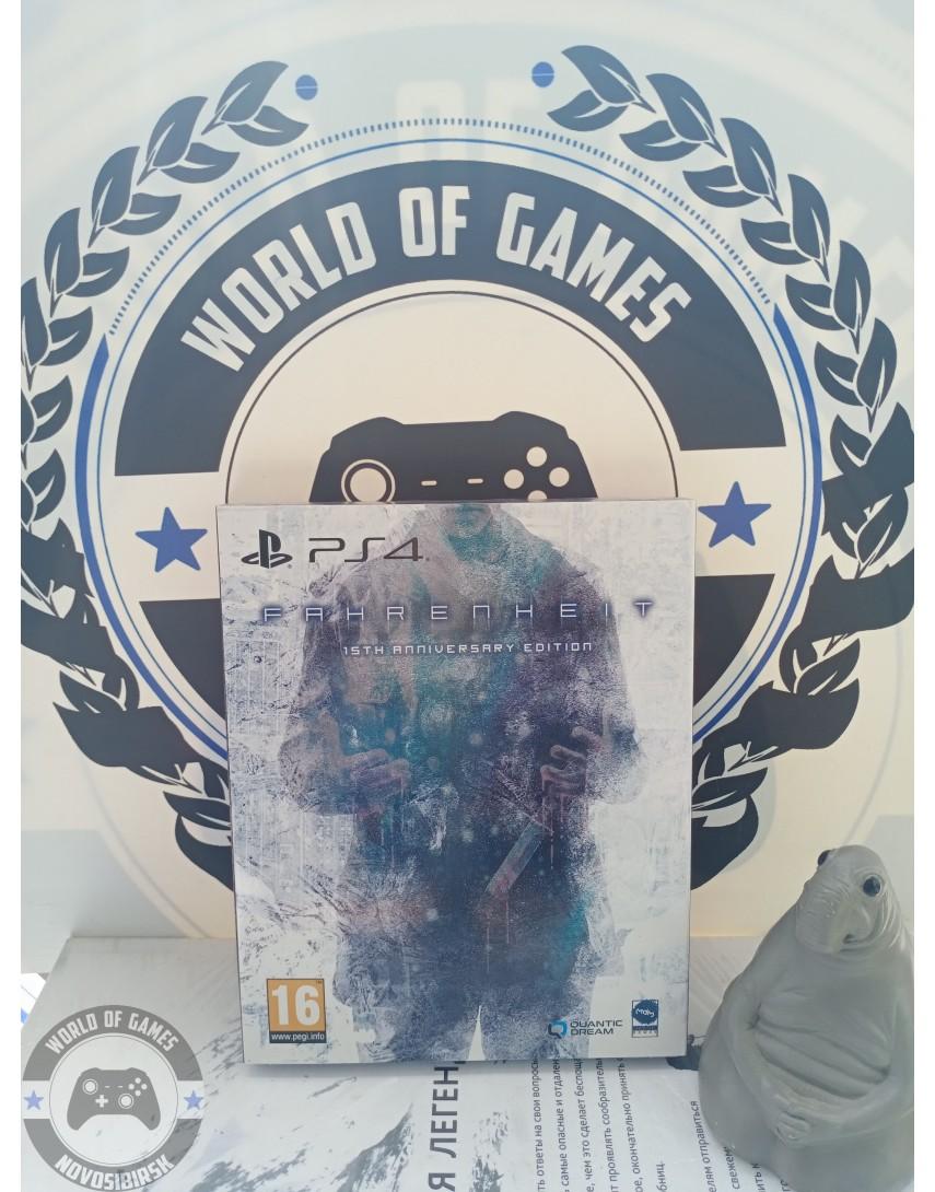 Fahrenheit Indigo Prophecy Remastered [PS4]
