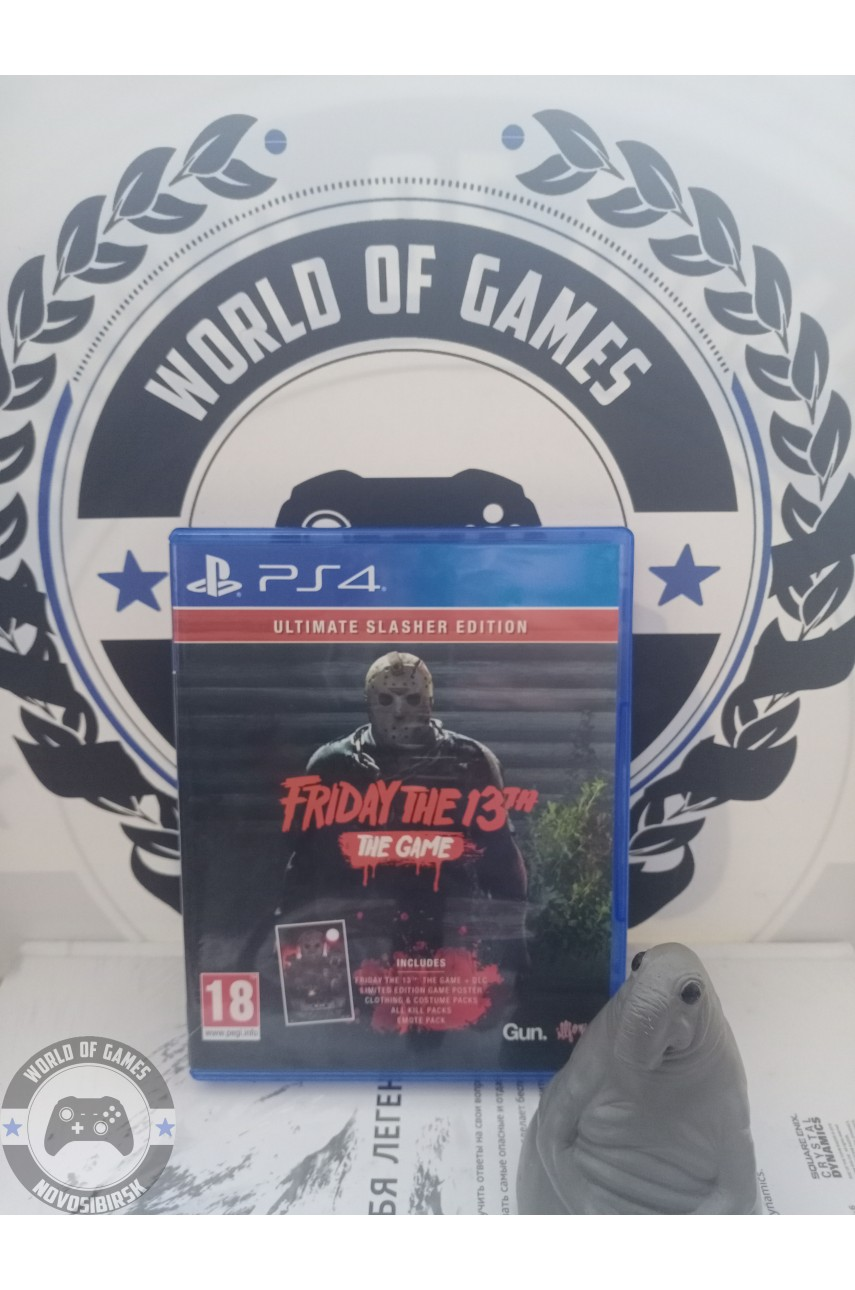 Friday the 13th The Game [PS4]
