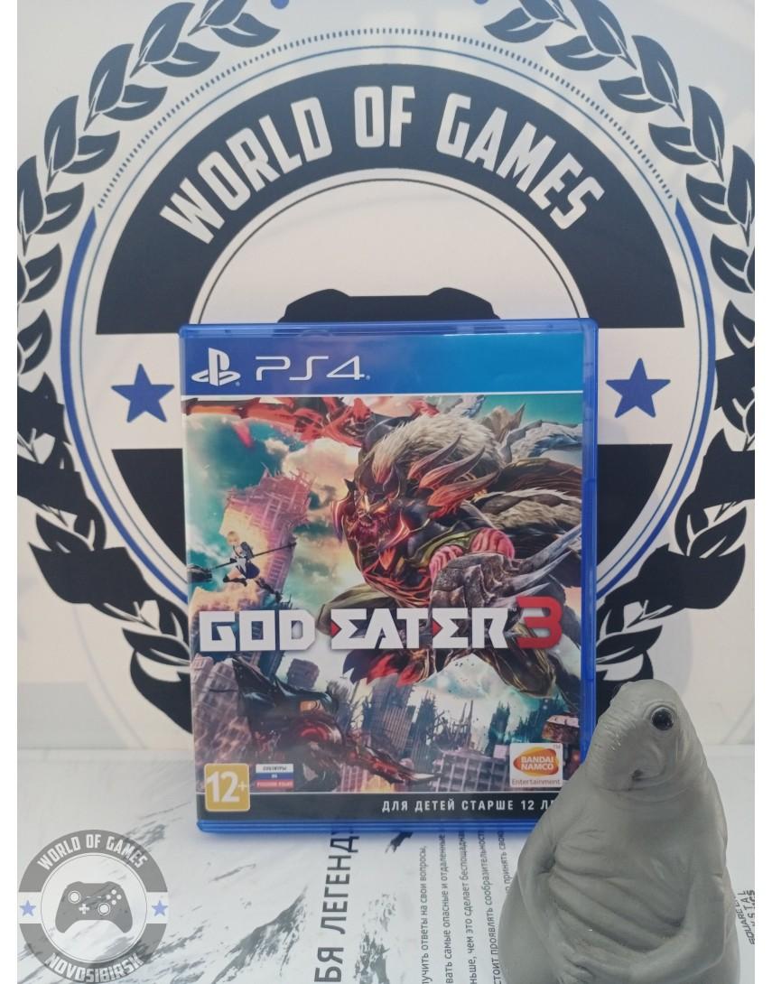 God Eater 3 [PS4]