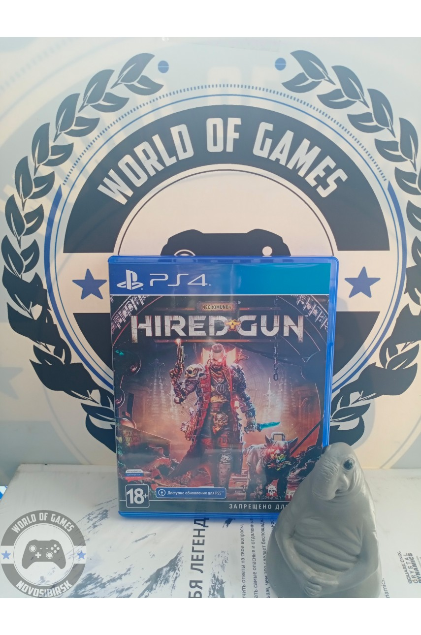 Necromunda Hired Gun [PS4]