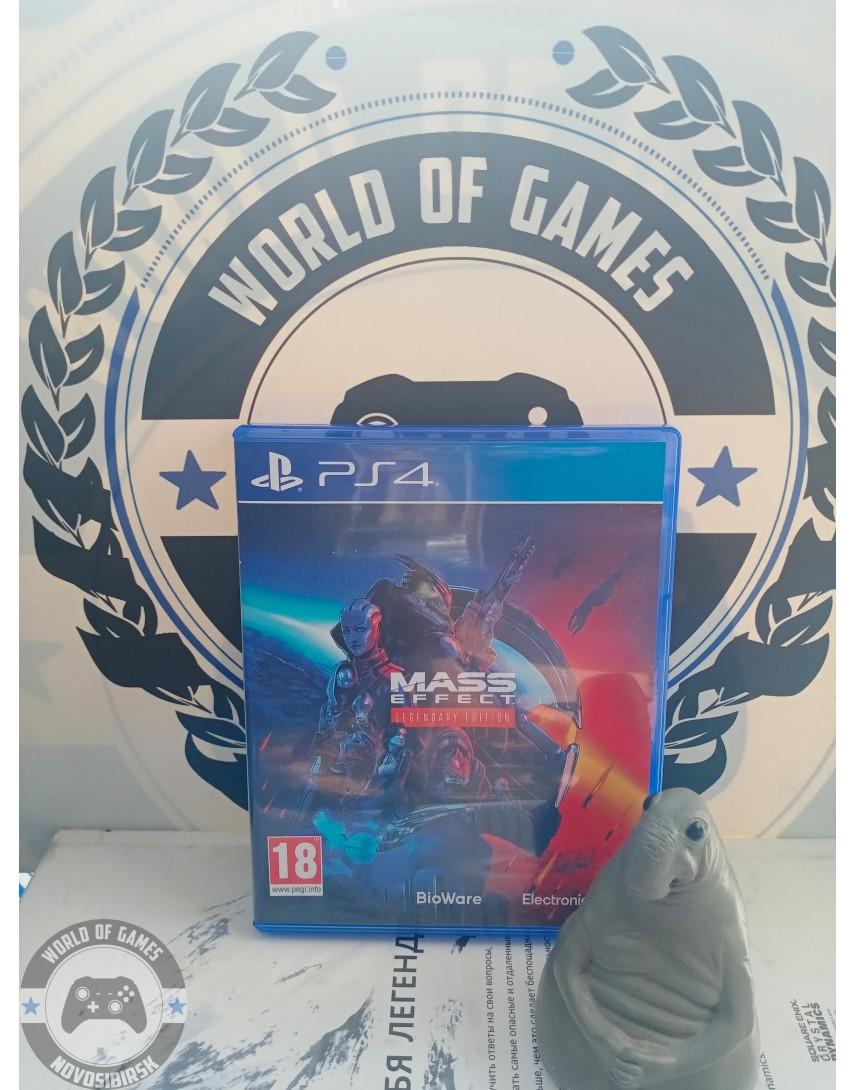 Mass Effect Legendary Edition [PS4]