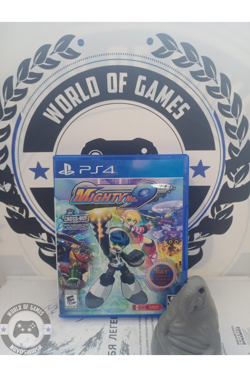 Mighty No. 9 [PS4]