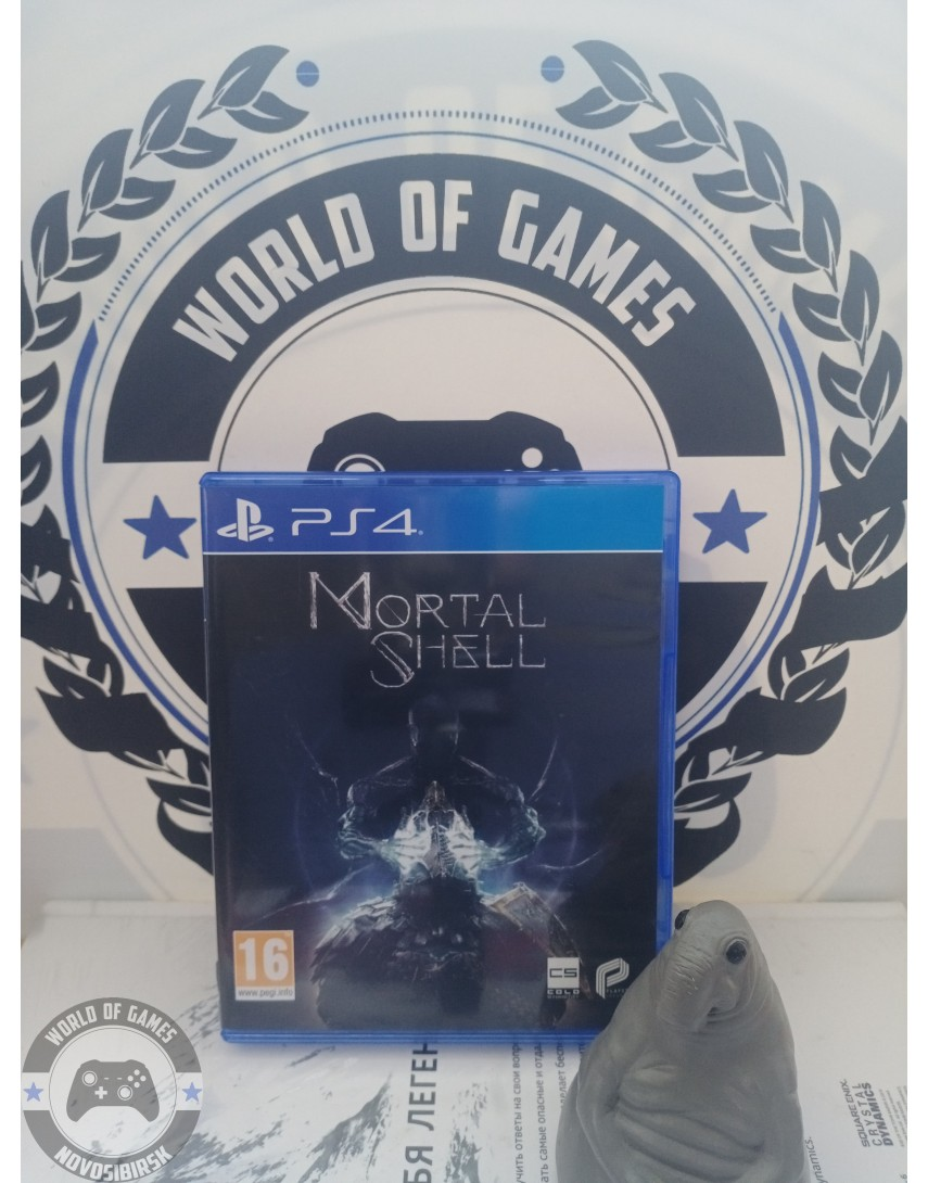 Mortal Shell [PS4]
