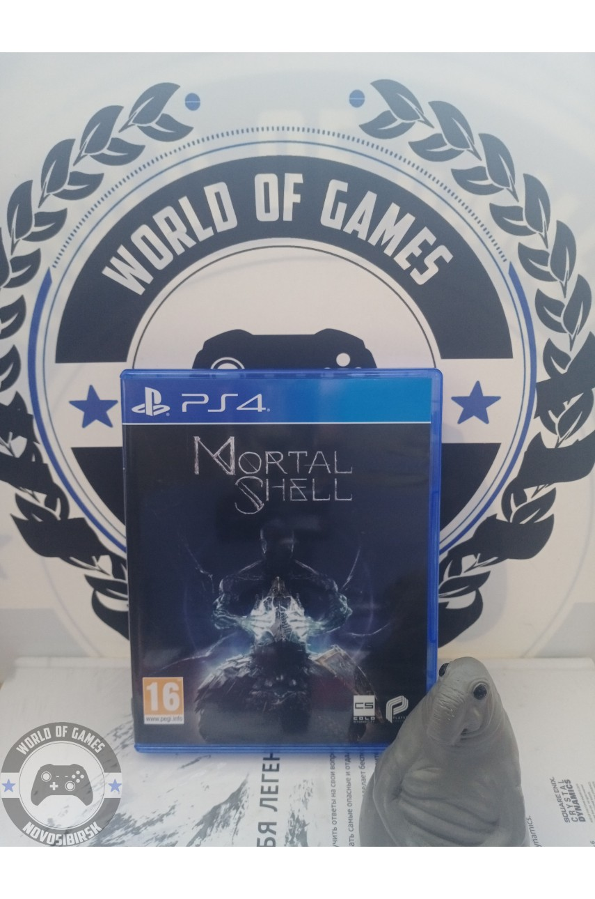 Mortal Shell [PS4]
