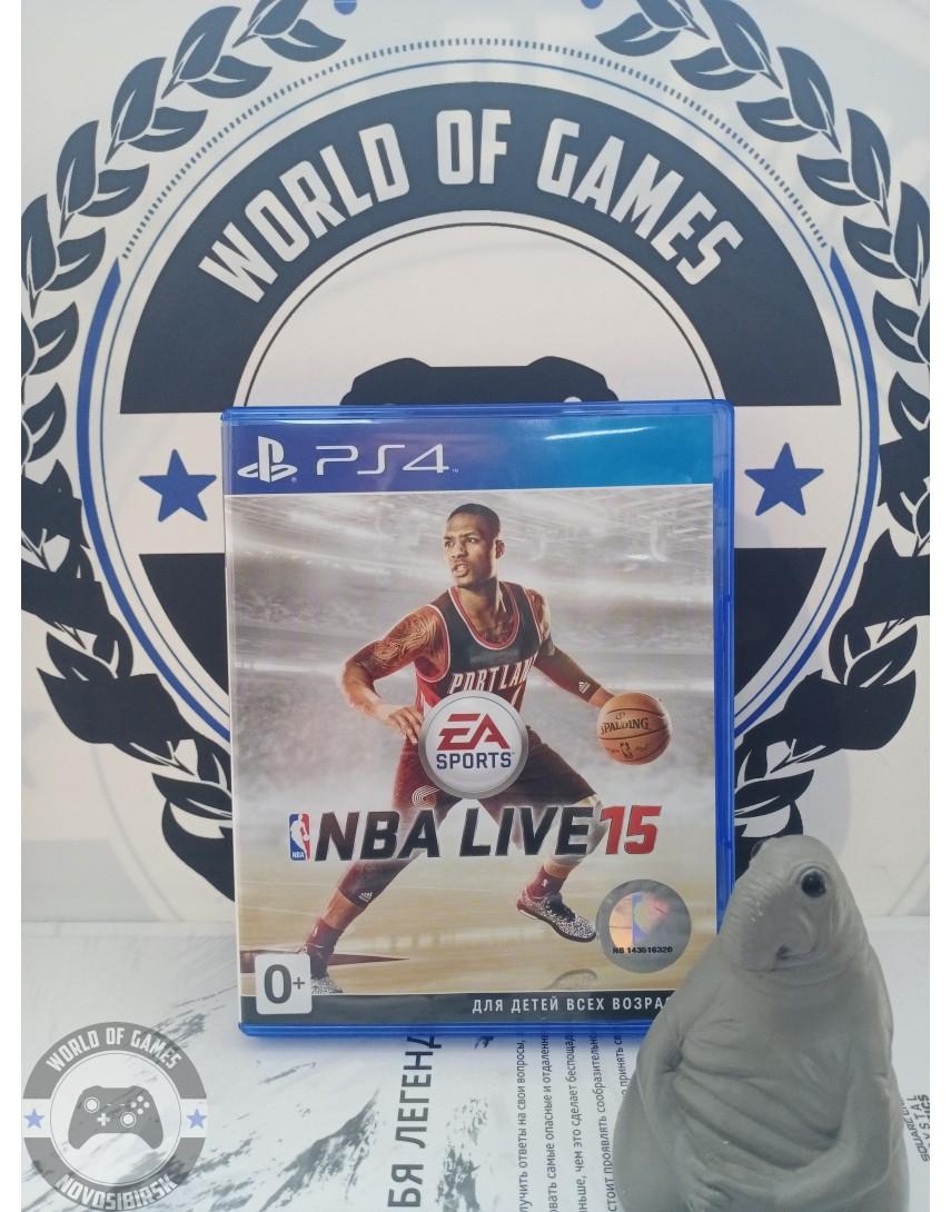 NBA Live 15 [PS4]