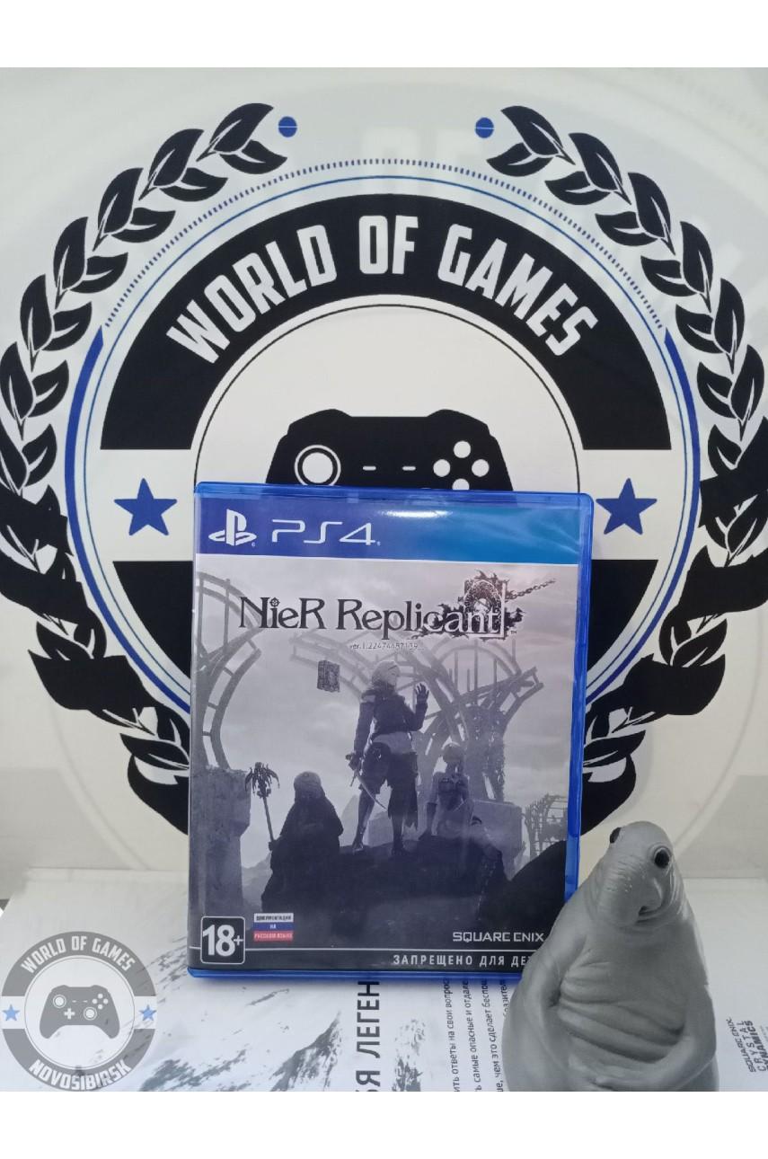 NieR Replicant [PS4]