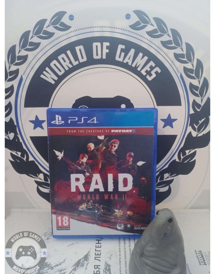 Raid World War 2 [PS4]