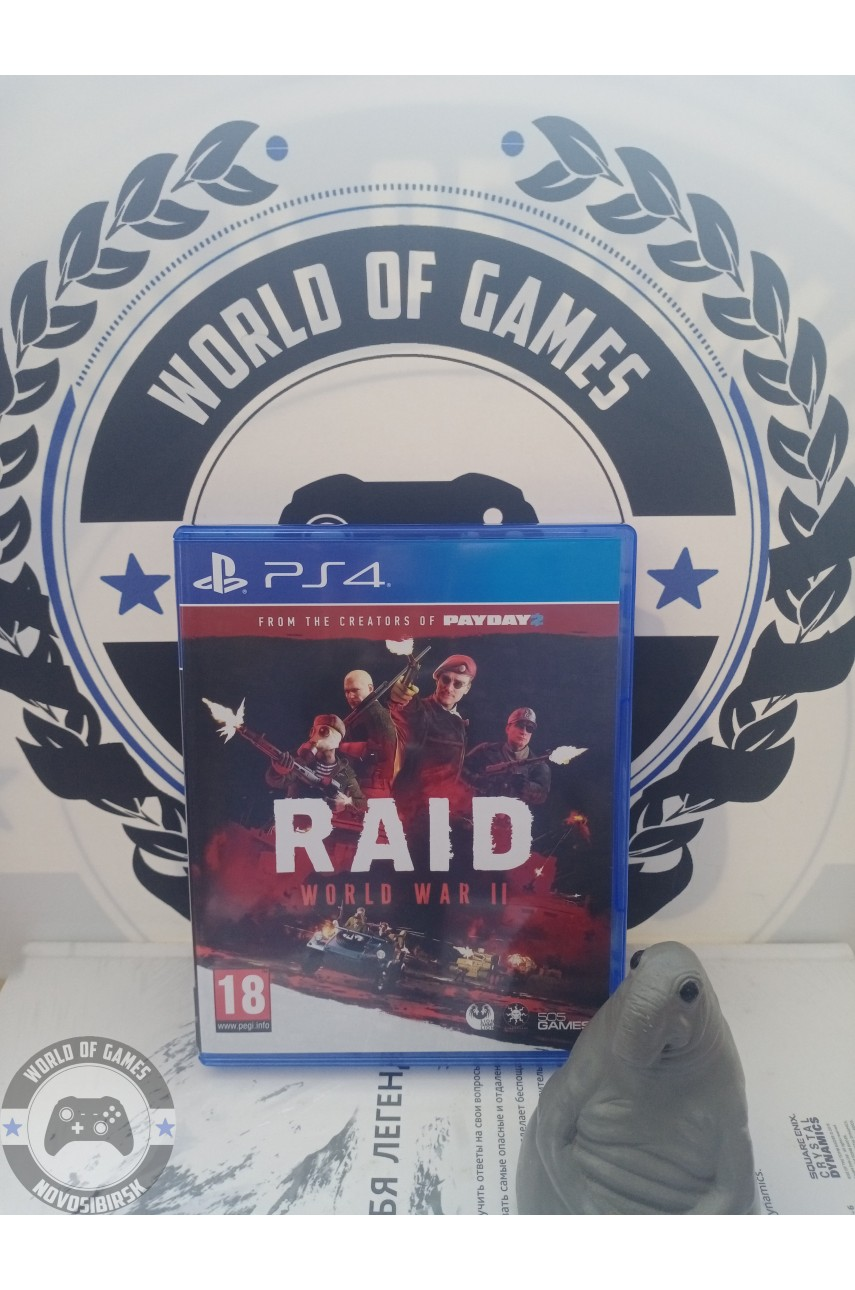 Raid World War 2 [PS4]