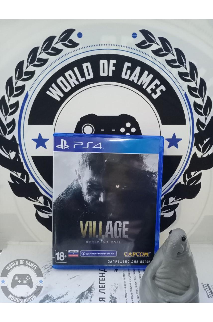 Resident Evil Village [PS4]