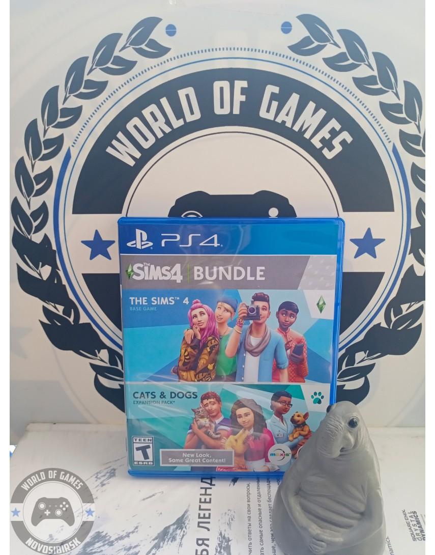 The Sims 4 Bundle [PS4]