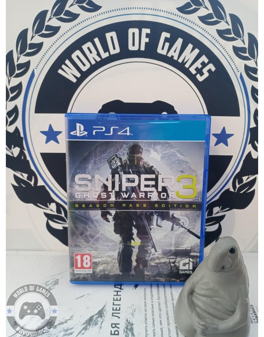 Sniper Ghost Warrior 3 [PS4]