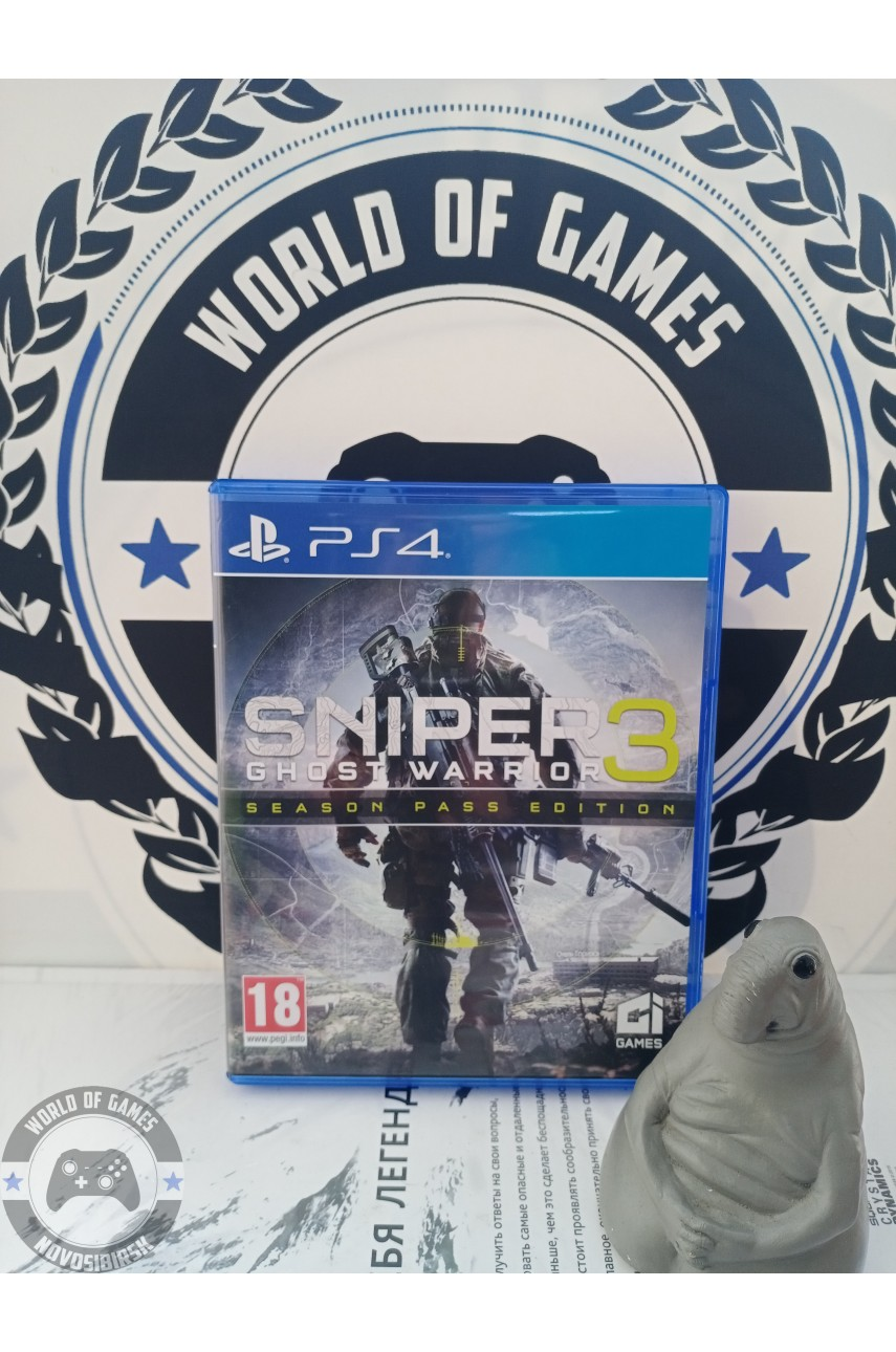 Sniper Ghost Warrior 3 [PS4]