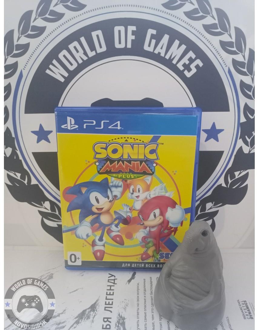 Sonic Mania [PS4]