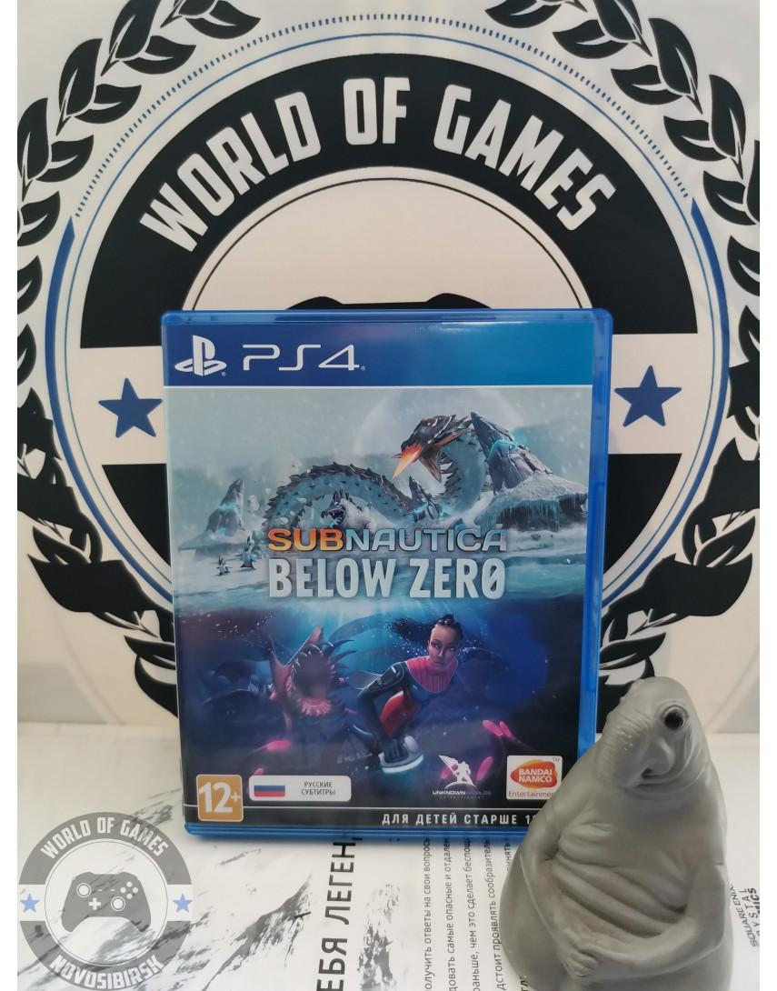 Subnautica Below Zero [PS4]