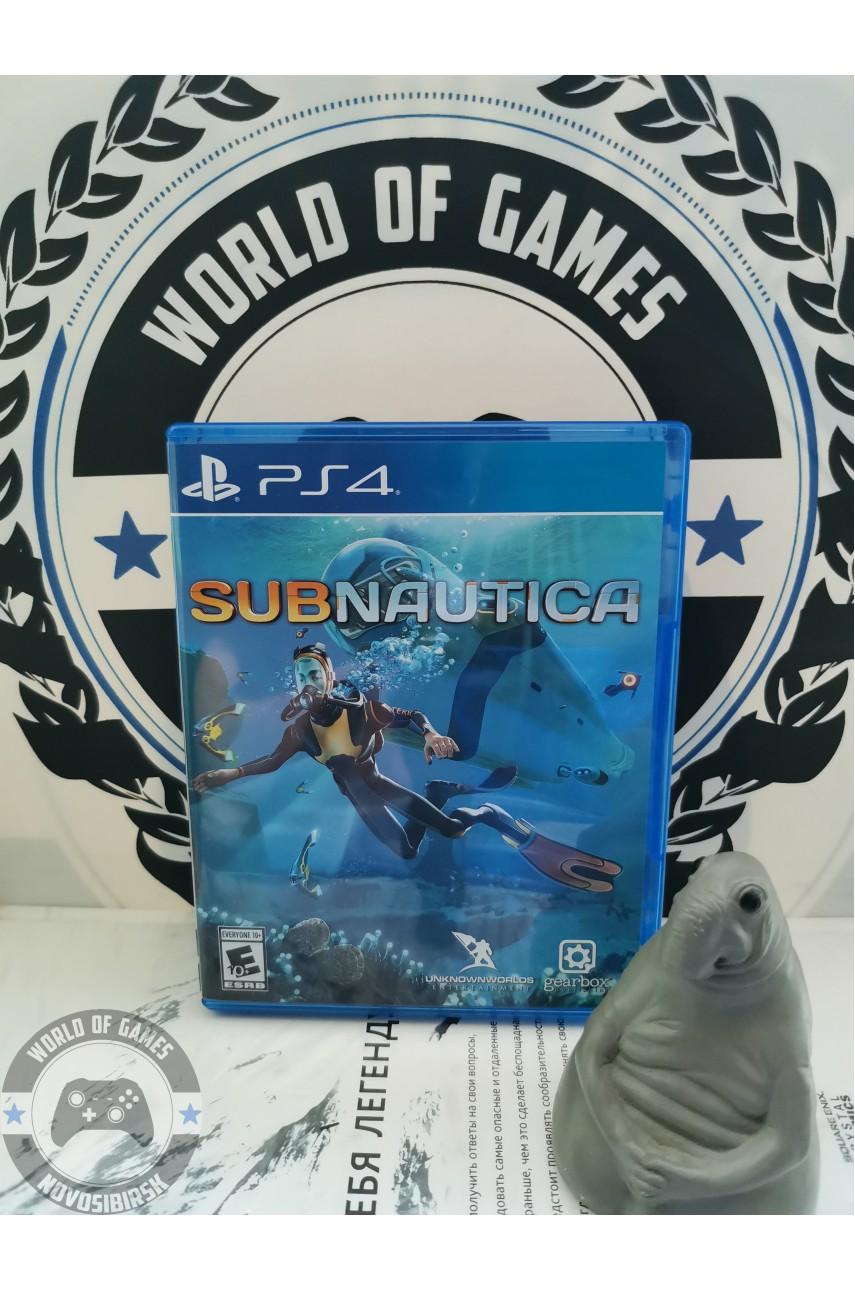 Subnautica [PS4]