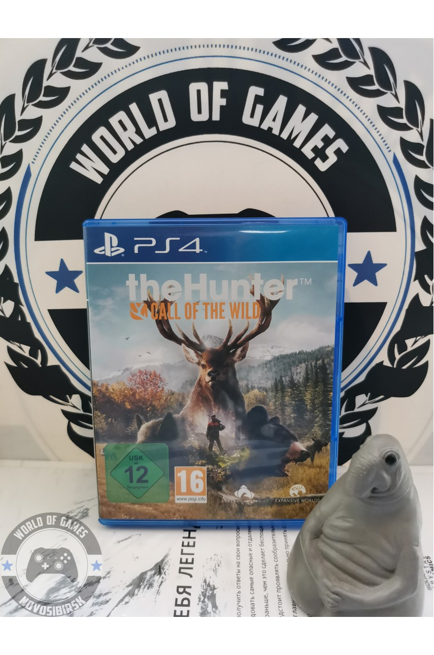The Hunter Call of the Wild [PS4]