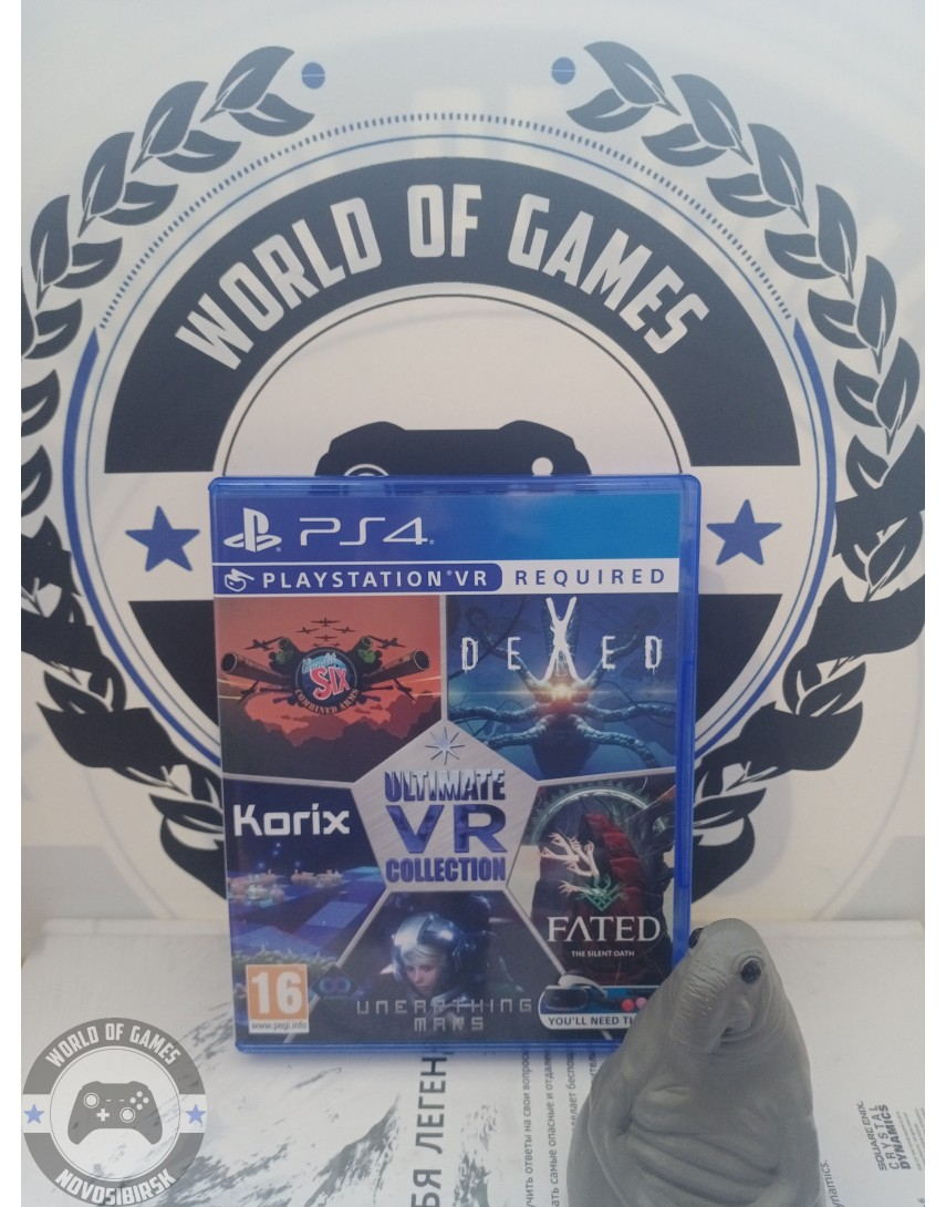 Ultimate VR Collection [PS4]