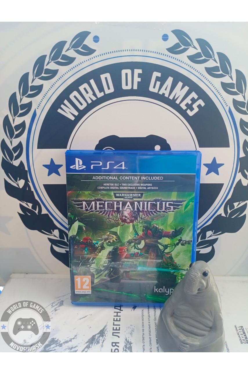 Warhammer 40,000 Mechanicus [PS4]