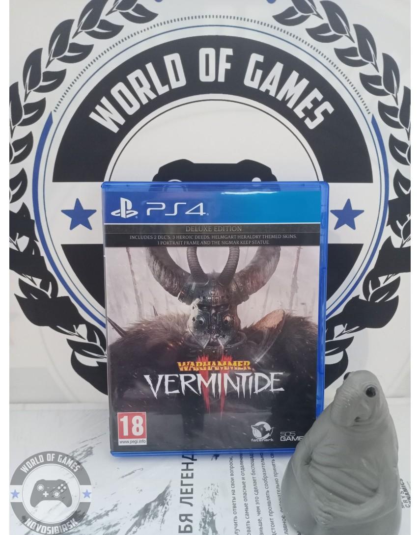 Warhammer Vermintide 2 [PS4]