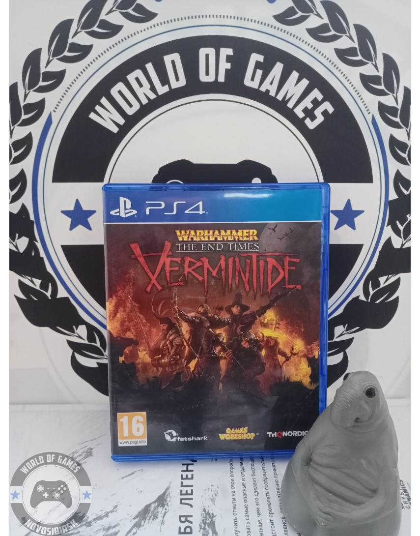 Warhammer End Times - Vermintide [PS4]