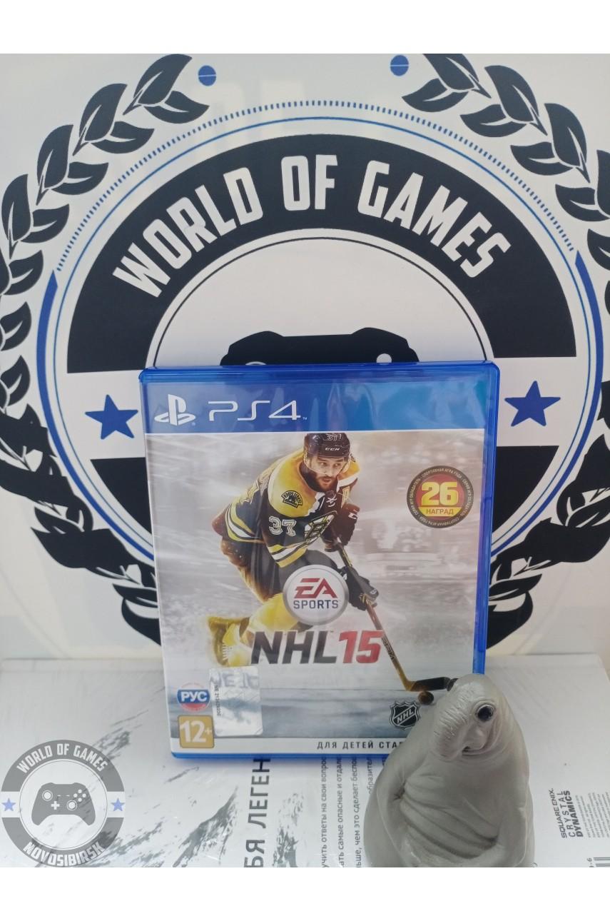 NHL 15 [PS4]