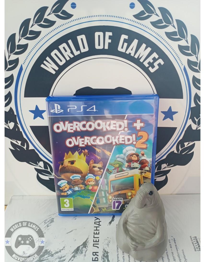 Купить Overcookied Double Pack [PS4] в Новосибирске