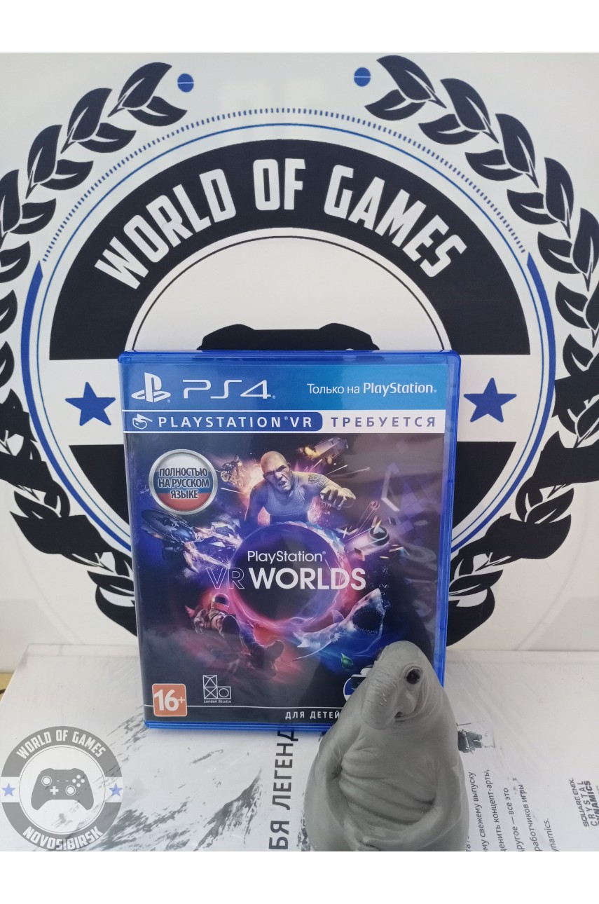 Playstation VR Worlds [PS4]