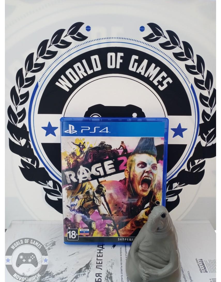 Купить Rage 2 [PS4] в Новосибирске