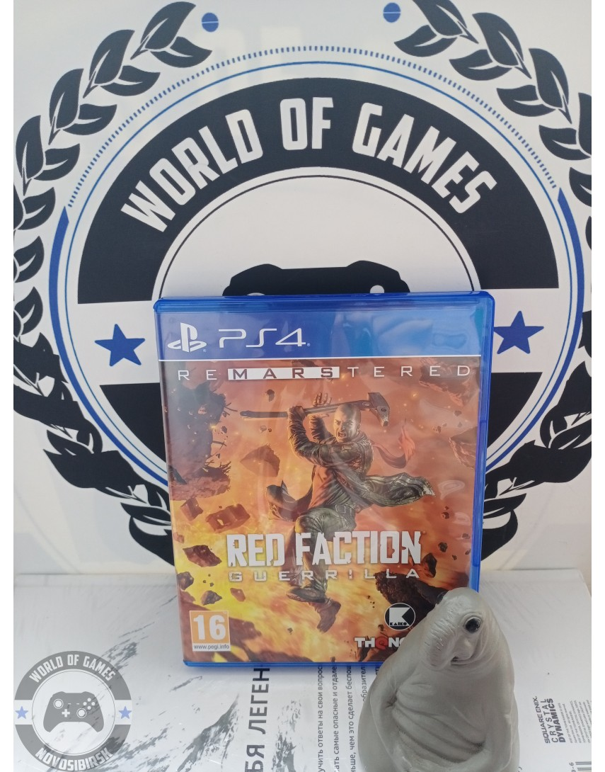 Red Faction Guerrilla [PS4]