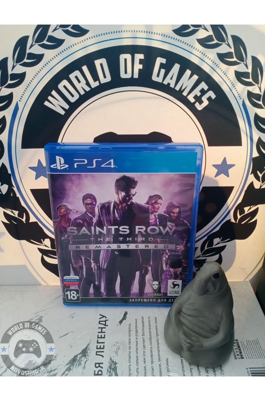 Saints Row The Third [PS4]