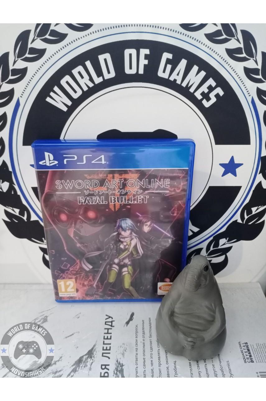 Sword Art Online Fatal Bullet [PS4]