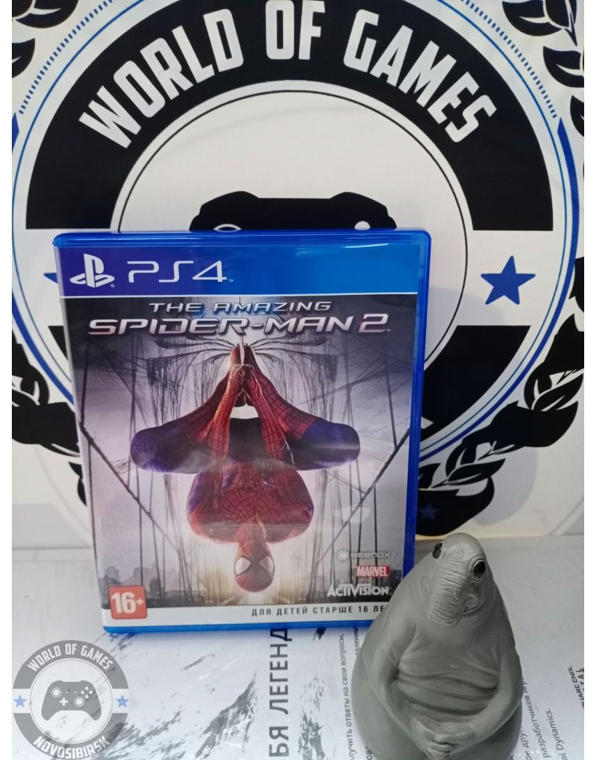 Купить The Amazing Spider Man 2 [PS4] в Новосибирске