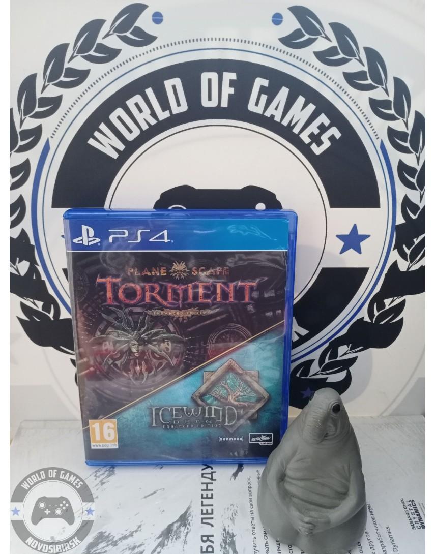 Купить Planescape Torment + Icewind Dale [PS4] в Новосибирске