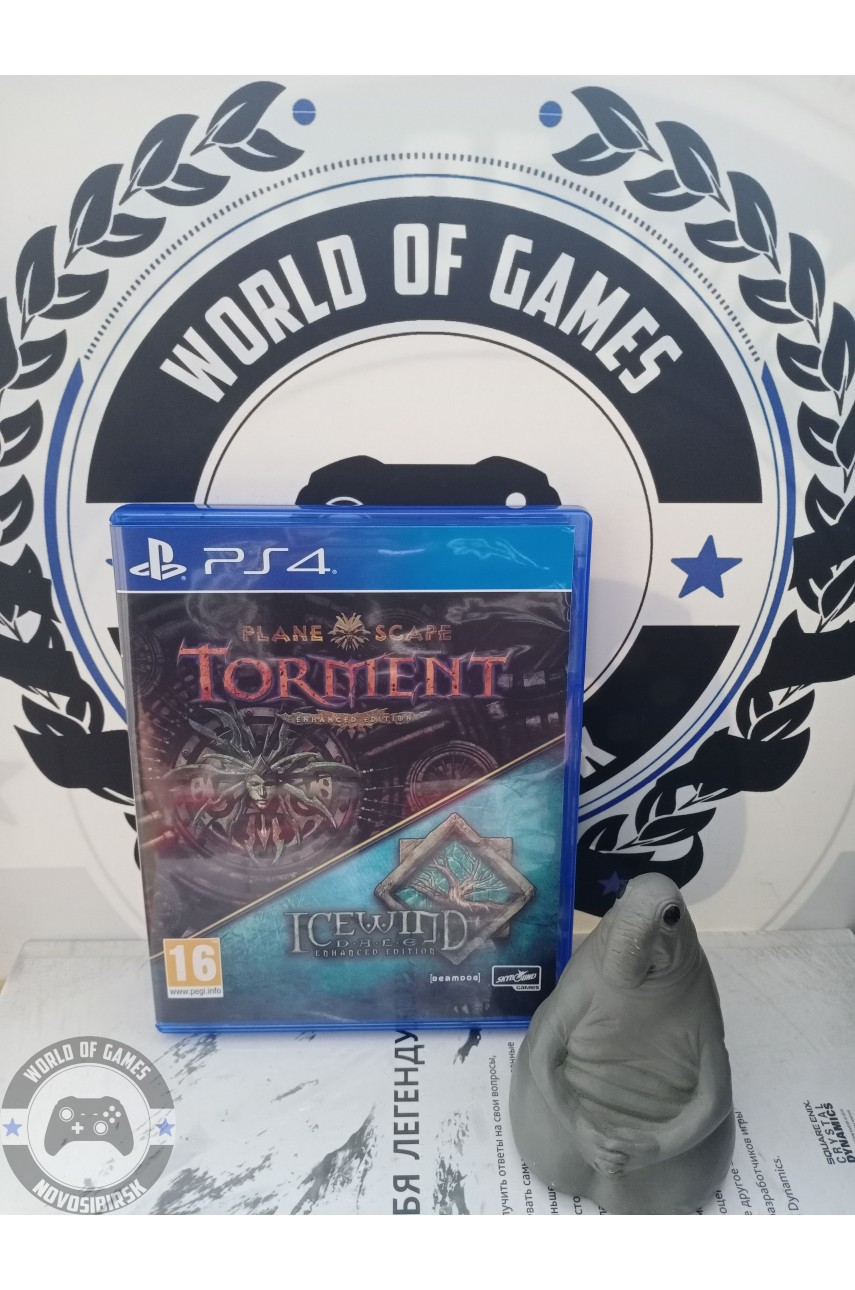 Planescape Torment + Icewind Dale [PS4]