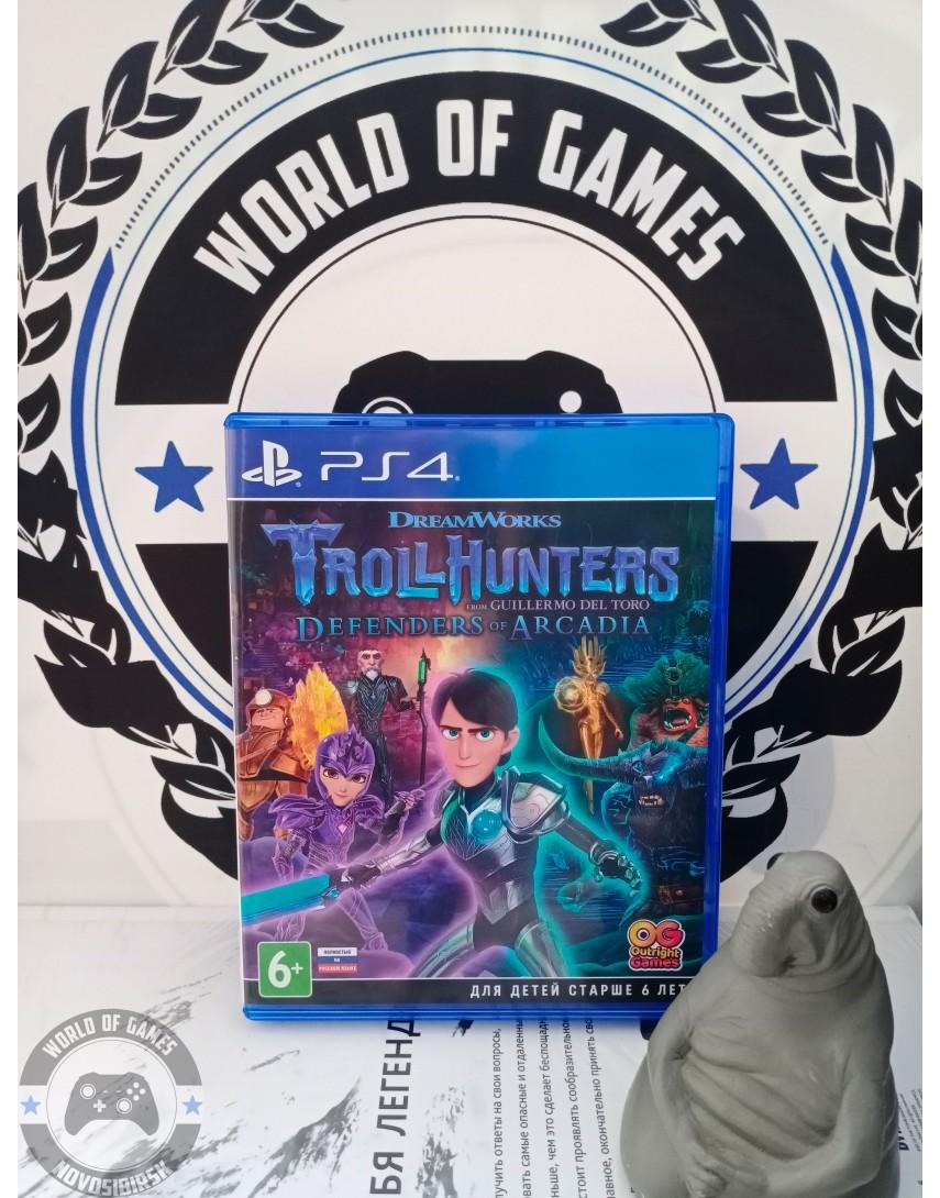 DreamWorks TrollHunters Defenders of Arcadia [PS4]