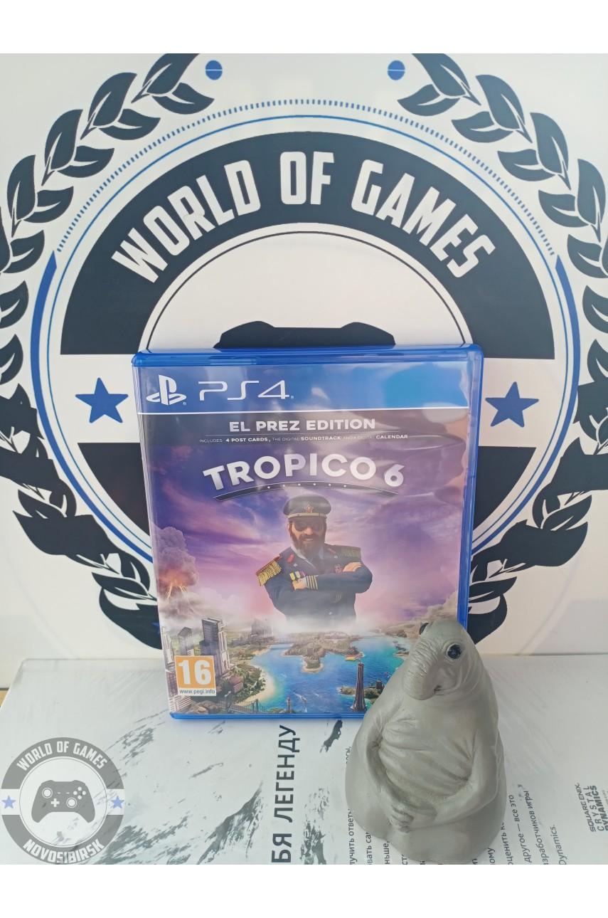 Tropico 6 [PS4]