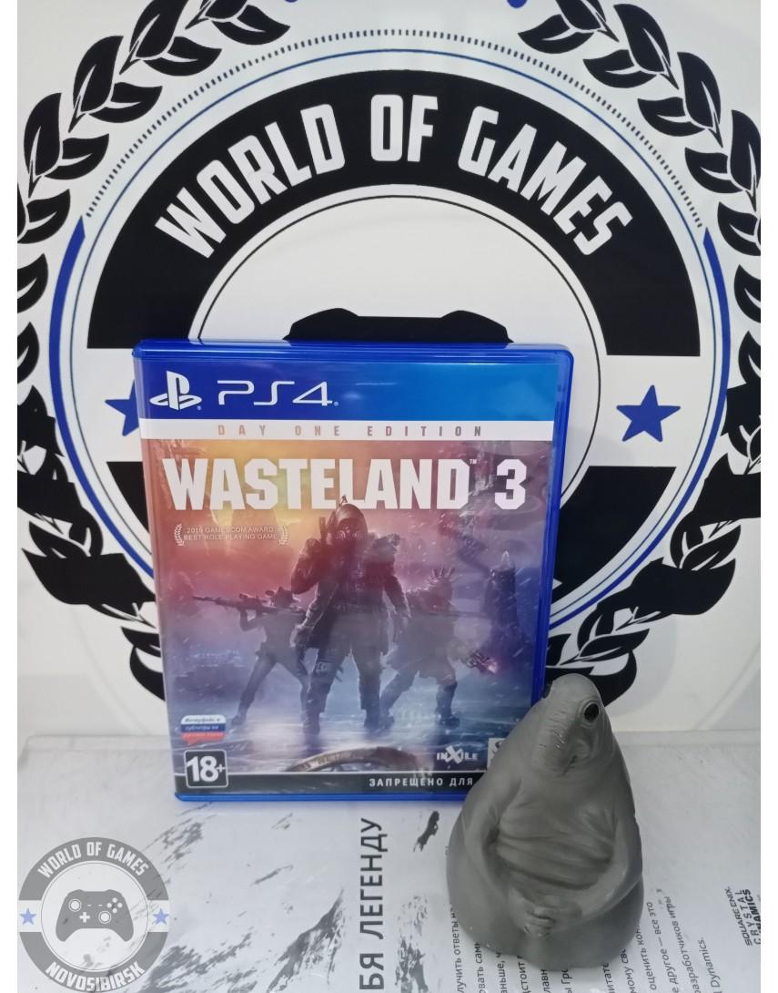 Купить Wasteland 3 [PS4] в Новосибирске