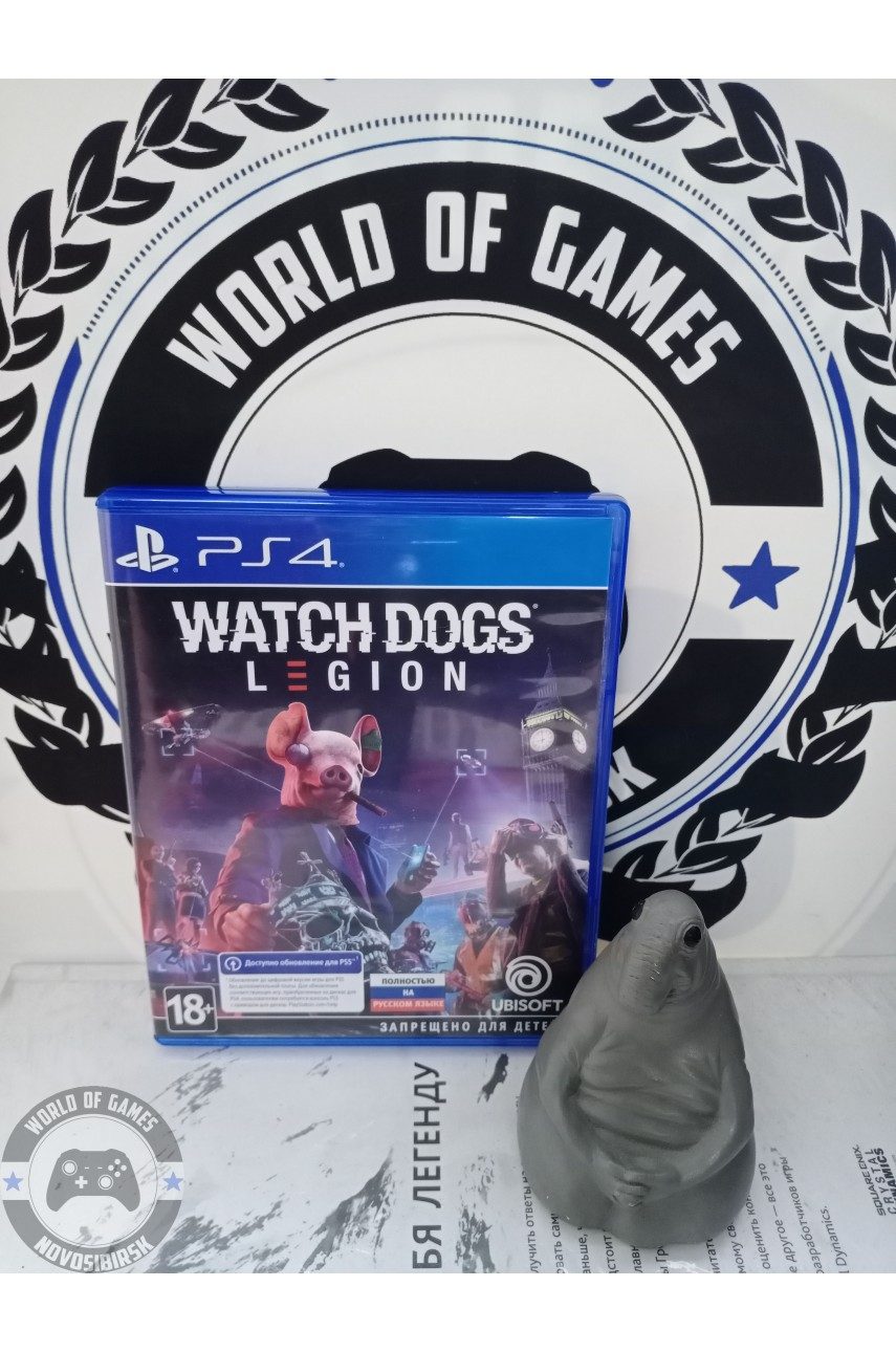 Watch Dogs Legion [PS4]