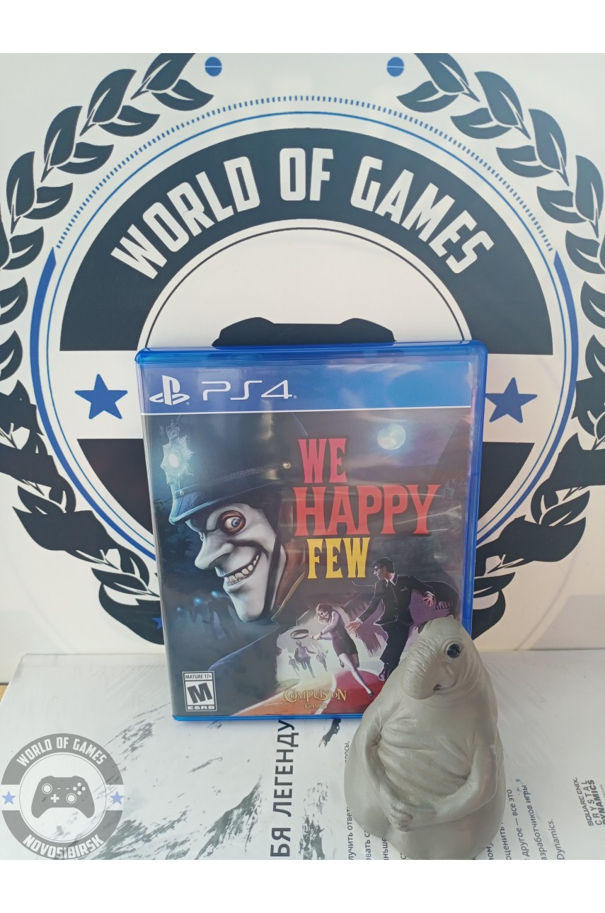 We Happy Few [PS4]