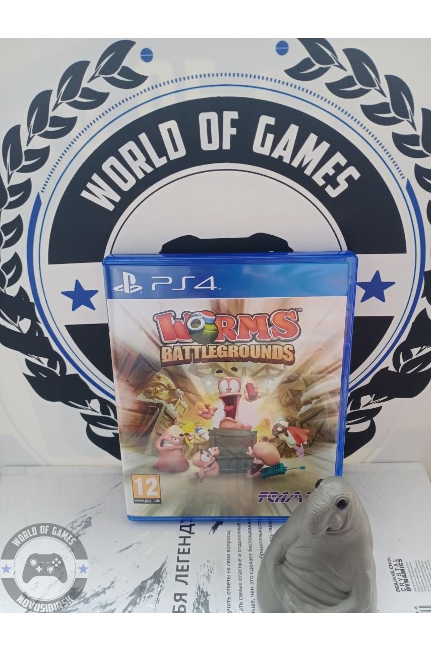 Worms Battlegrounds [PS4]