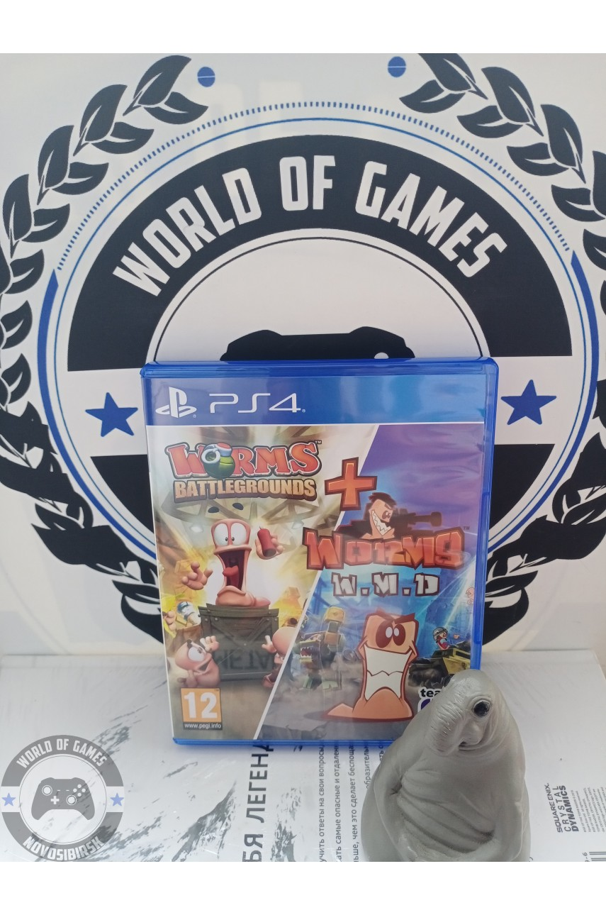 Worms Double Pack [PS4]