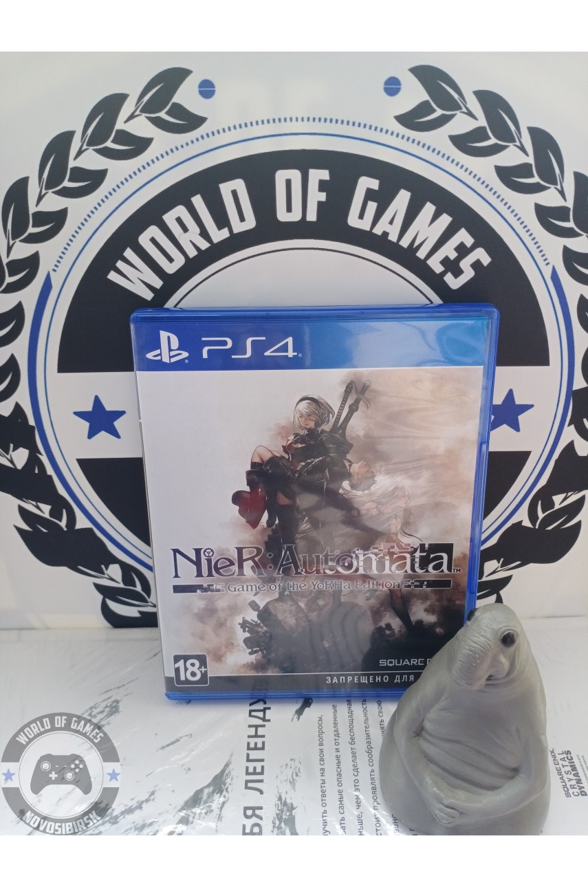 Nier Automata Game of the Year Edition [PS4]