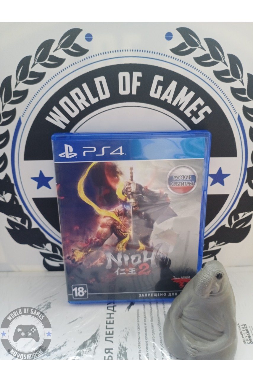 Nioh 2 [PS4]