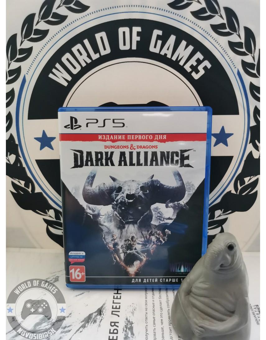 Dungeons & Dragons - Dark Alliance [PS5]