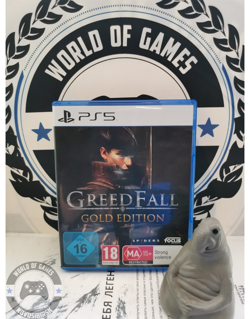 GreedFall Gold Edition [PS5]
