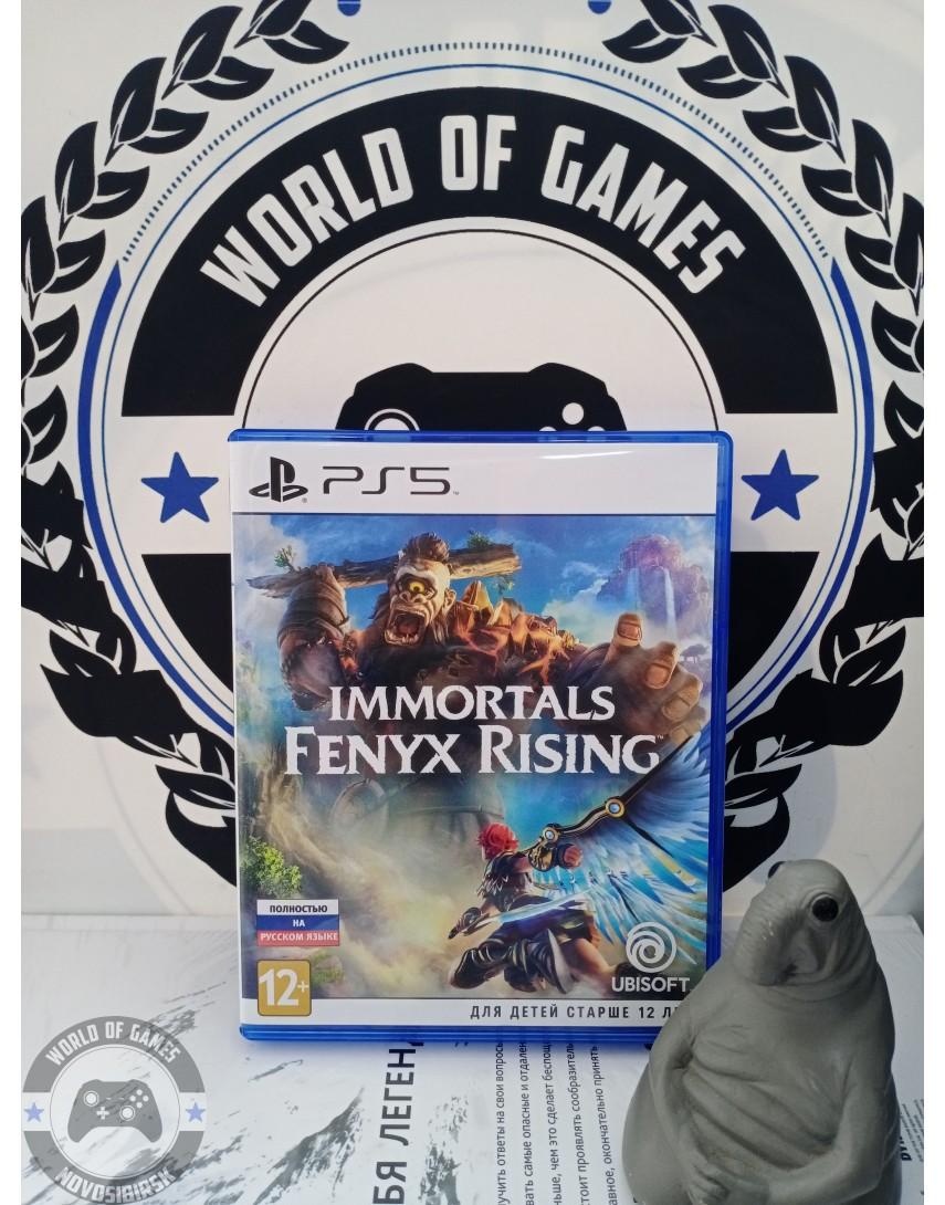 Immortals Fenyx Rising [PS5]