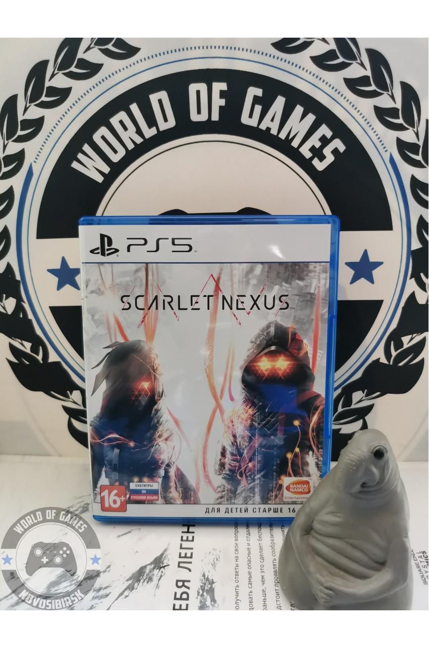 Scarlet Nexus [PS5]