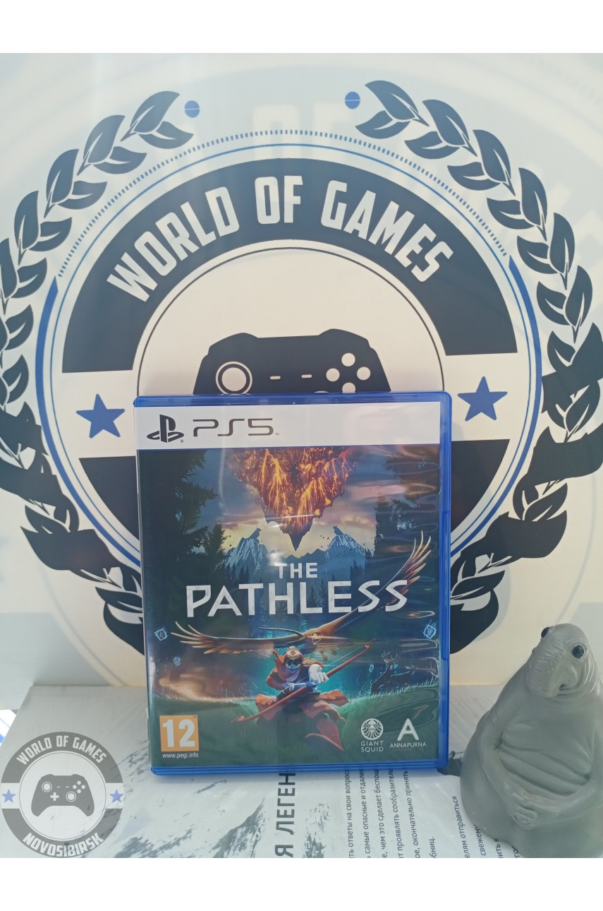 The Pathless [PS5]