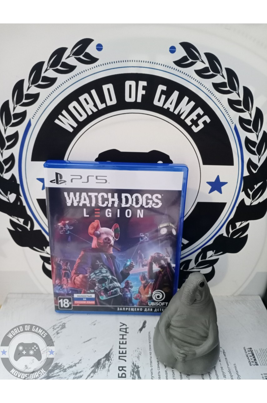 Watch Dogs Legion [PS5]