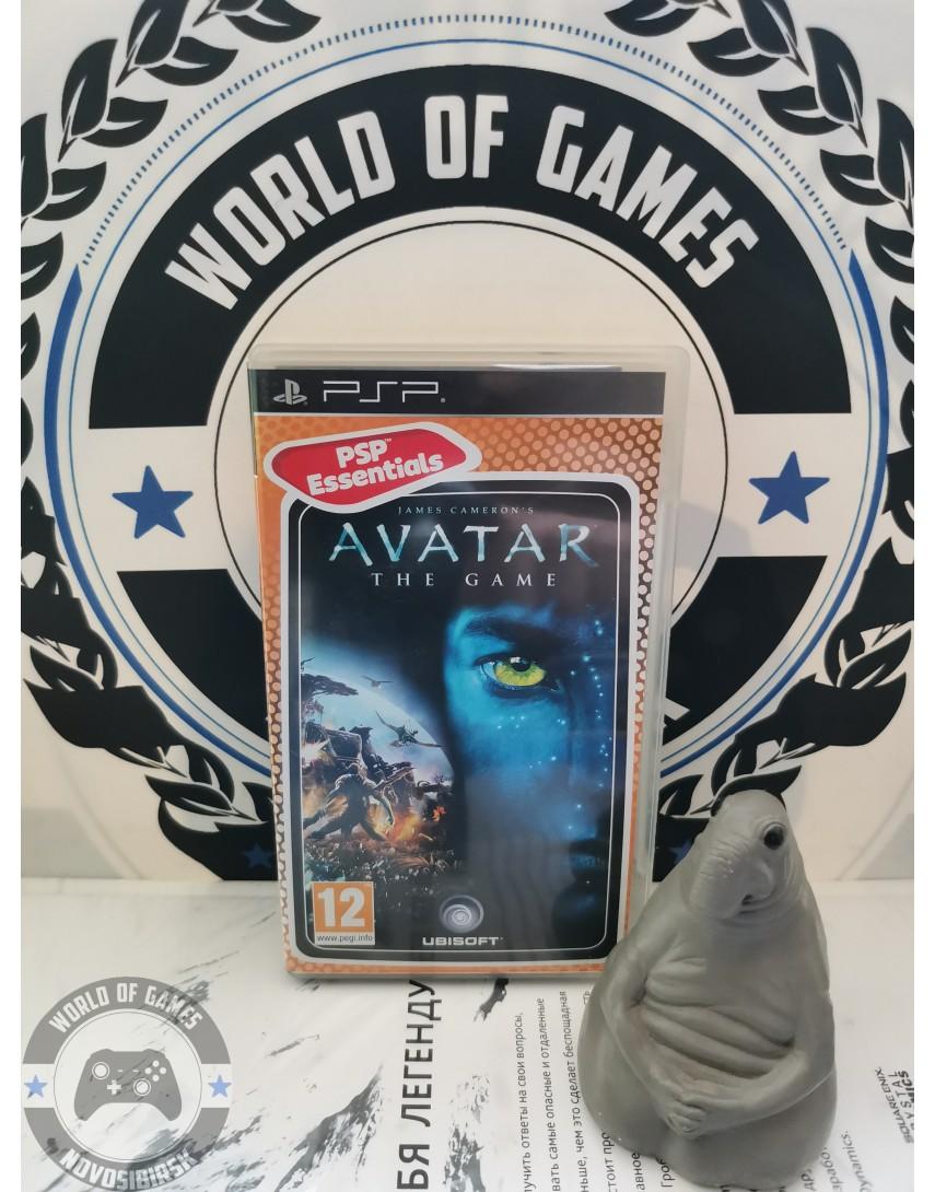 James Cameron's Avatar The Game [PSP]